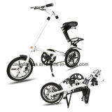 Aluminium Alloy Lady Folidng City Bike with Factory Price
