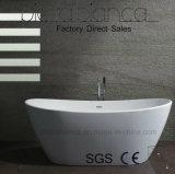 Culture Marble Acrylic Resin Stone Bathtub (PB1009N)