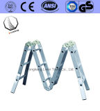 Multipurpose Aluminum Ladder with Stable Quality