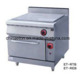 Gas French Hot-Plate Cooker with Cabinet ET-REB