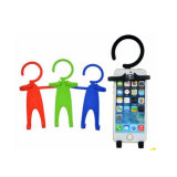 Silicone Flexible Cell Phone Holder, Cell Phone Holder Hanging, Mobile Phone Charging Holder