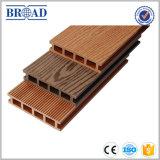 Wood Plastic Composite WPC Decking WPC Hollow Flooring