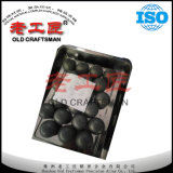 Unpolished Yg6X Tungsten Carbide Balls for Oil Well Drilling