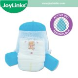 Disposable Baby Diaper Pants with Certificate of ISO9001 and SGS