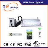 Horticulture 315 Watt Grow Light Digital Dimmable CMH/Cdm Electronic Ballast for Plants Gull Wing Hood Set
