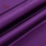 Spandex Smooth Plain Dyed Wellness Satin Lining Fabric for High-End Women′s Clothing