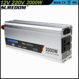 Retail Wholesale DC AC 2000W Inverter Sigle Output Type Converter