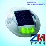 Plastic Solar Road Stud / LED Flashing Road Marker / Cat Eye