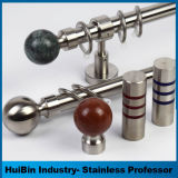 South America Concise Style Durable Curtain Rod Pipe