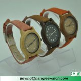 OEM Sandalwood Watches Strap Watch Ladies Watch
