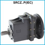 Two-Stage Helical Gearbox Reducer