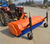 Nylon Brush Road Sweeper for Small Japanese Tractors