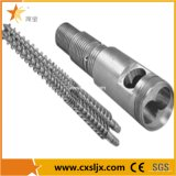 Conical Twin Screw Bareel for PVC Extruder