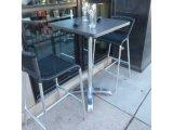 WF070002 Well Furnir Rattan Outdoor Bar Set