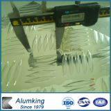 Pre-Cutted Chequer Aluminium Plate for Boat