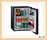 Black Table Top Stainless Steel Commercial Refrigerator Freezer Quick Delivery