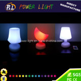 Color Changing Outdoor LED Glass Light LED Table Lamp