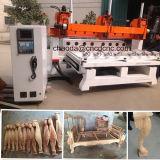 CNC Engraver for Furniture Legs, Sofa Legs, Handrails, Sculptures