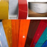 Colored PVC / Pet Based Truck Vehicle Adhesive Reflective Tape