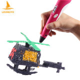 3D Print Pen with LED Display Stereoscopic Drawing