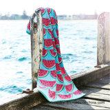 Competitive Price Jacquard Velour Beach Blanket Beach Towel