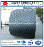 ISO Ep Standard Patterned Rubber Conveyor V Belt
