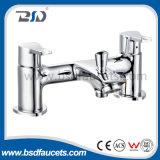 Brass Chrome Plated Deck Mounted Bath Showr Mixer