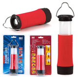 Portable Mini CREE R2 LED Zoomable Flashing Camping Lantern Outdoor LED Tent Light Lamp with 3 Working Modes