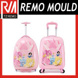 Suitcase for Children Mold Children Luggage Injection Mould