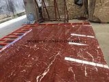 New Rosso Levanto Marble Slab for Interior Wall