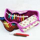 New Design Soft Rubber Handle Crochet Hook