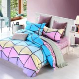 Reactive Print 200tc Cotton Duvet Cover Bedsheet