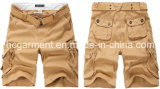 Jeep Casual Leisure Cotton Cargo Jogger Washing Pants for Man