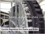 2016 Widely Used Mining Sidewall Inclined Belt Conveyor
