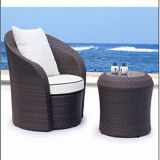 Outdoor&Indoor, Rattan Sofa (WS-06001)
