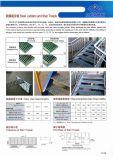Mild Steel, Carbon Steel, Steel Material Ladder Grating