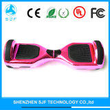 6.5 Inch Electroplating Pink Self Balancing Electric Scooter