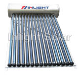 High Quality Thermosyphon Heat Pipe Ss Solar Water Heater