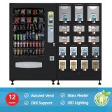 Snack and Beverage Combo Vending Machine (VCM-5000&BV-1700)