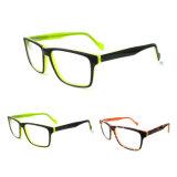 Double Rectangular Acetate Glasses, New Arrive Glasses