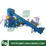 200-300kg/H Waste Pet Bottle and PP PE Bag Crushing and Washer