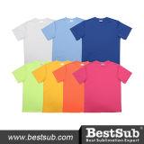 Promotional Men′s Round Neck Polyester T-Shirt (JA103)