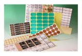Various Customized Self Adhesive Sticker or Label with Printing