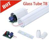 10W 18W 22W 24W T8 LED Glass Tube Light
