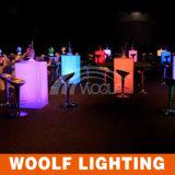 Outdoor Waterproof Wedding Glow LED Event Furniture