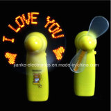 Mini Hand Held LED Light up Fan for Promotion Gifts (3509)