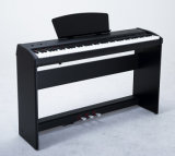88 Keys Digital Upright Piano Keyboard with Stand and Pedal