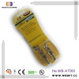Cat5e UTP Patch Cord with OEM Blister Packaging