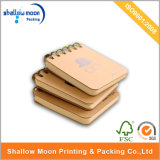 Customized Mini Pocket Spiral Paper Notebook for Promotion Gift (QYCI15277)