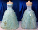High Quality Organza Prom Dresses. Princess Dress